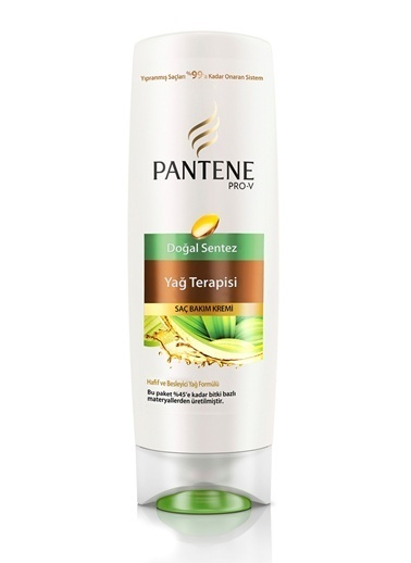 Pantene Pantene Saç Kremi Yağ Terapisi 470 Ml Renksiz